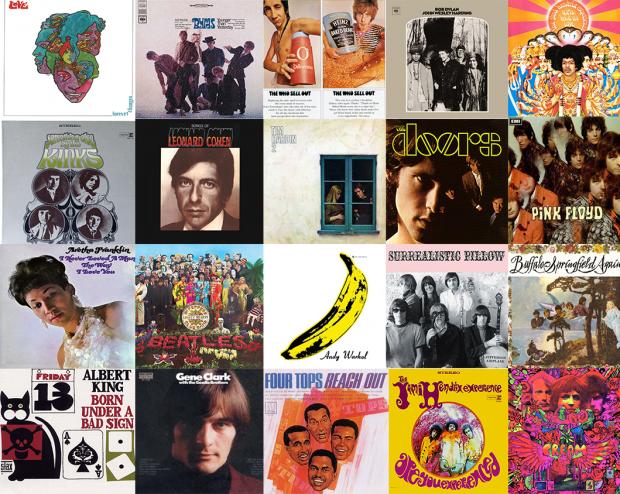 1967 albums