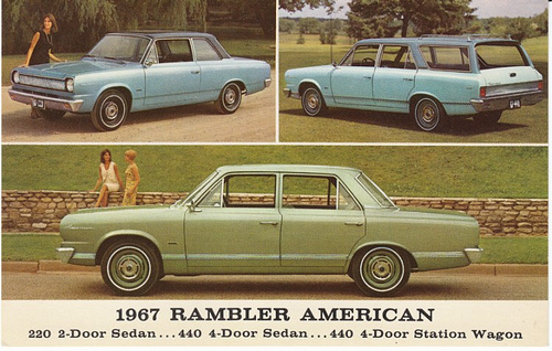 1967 Rambler