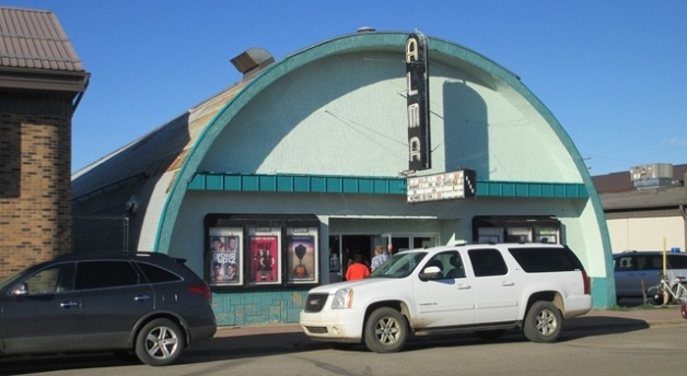 wainwright cinema